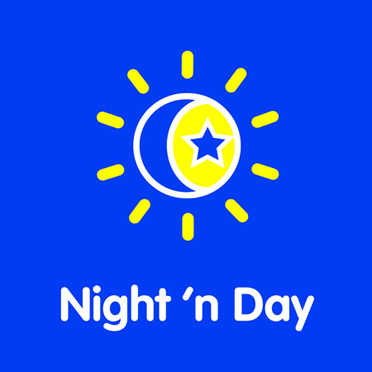 Night n Day Logo